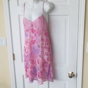 Gilligan & o'malley Summer Babydoll Gown Nightie
